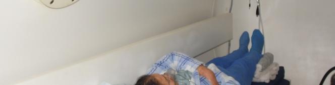 Oxigenación Hiperbárica UMEHCE